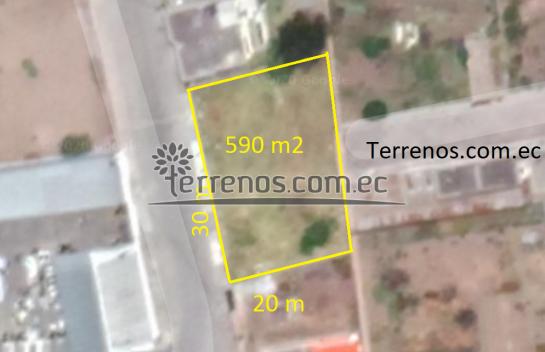 Terreno en venta 590 m2, San Isidro del Inca detrás de la iglesia del Inca.