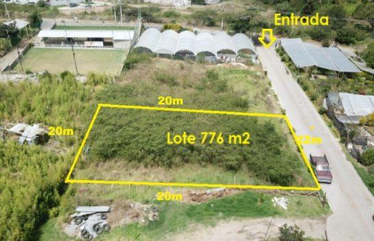 Nayón, 776 m2, vía a Nayón a Cumbaya