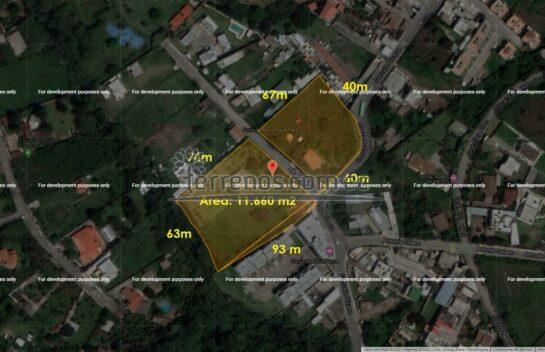 Terreno de venta en Santa Rosa, Tumbaco, 11.660 m2, Calle Gonzalo Pizarro
