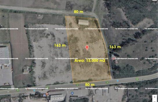 Terreno de venta industrial en Calacali, 15.000 m2, Manuel Cordova Galarza, Industrial Alto Impacto
