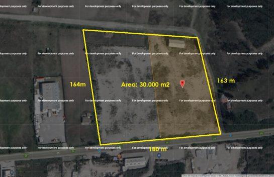 Terreno de venta industrial en Calacali, 30.000 metros, Manuel Cordova Galarza, Industrial Alto Impacto