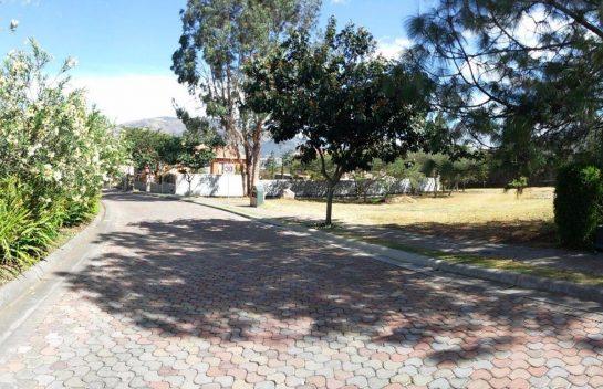 Venta de Terreno, Cumbaya, 1.161 m2, Urbanización Rancho San Francisco