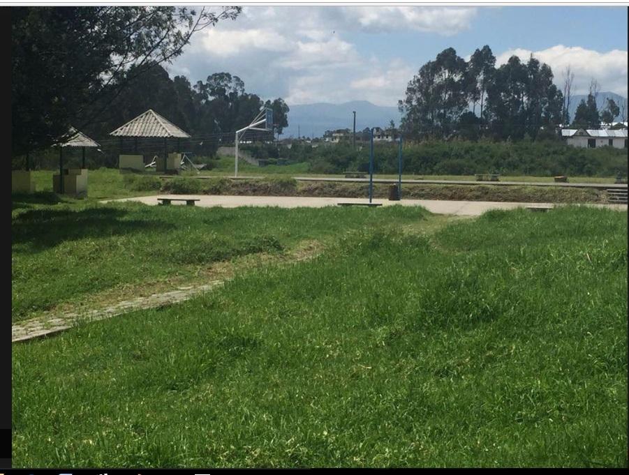 Amaguaña 800m2 2