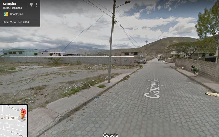 Terreno 1297 m2