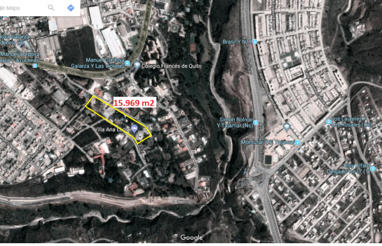Lote de Terreno de venta en Pusuqui 15.969 m², Autopista Manuel Cordova Galarza, Via Mitad del Mundo