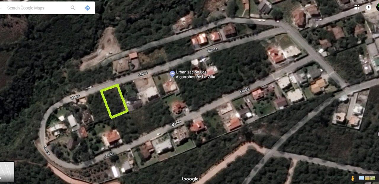 Tumbaco, Urbanización Algarrobos, 995m2