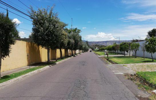 Terreno de venta Puembo, 5.545 m2, en la recta a Arrayanes.