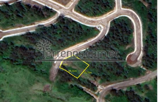 Terreno de Venta Simon Bolivar 1056.88 m2, Urbanización Toscana, Sector UIDE, Ruta Viva