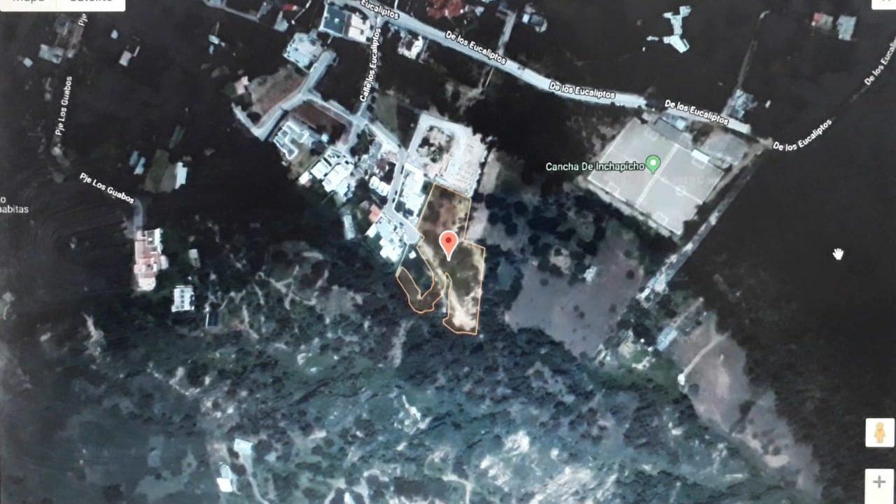 Terreno 5080 m2 Nayon Satelite