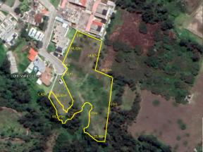 Terreno de venta en Nayon 5.080m2, Urbanizacion Valle Colores.