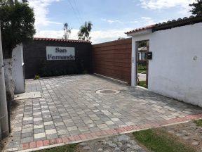 Venta de Terreno. Puembo 2.500 m2, Urbanizacion San Fernando, Mangahuantag  Copia