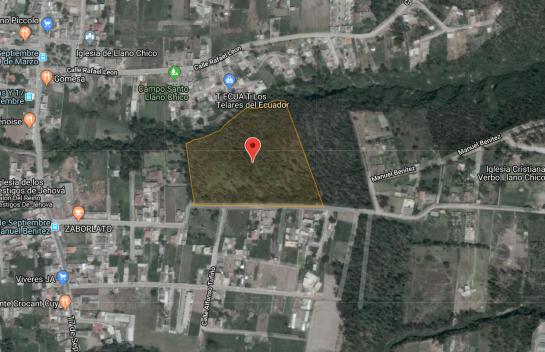 Terreno en Venta en Llano Chico 41.442 m2 a 5 minutos de la Av. Simón Bolívar