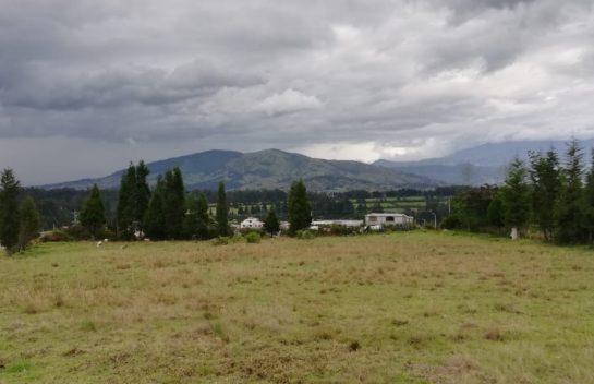 Terreno en venta Pifo 4005 m2, Palugo, Via Antisana