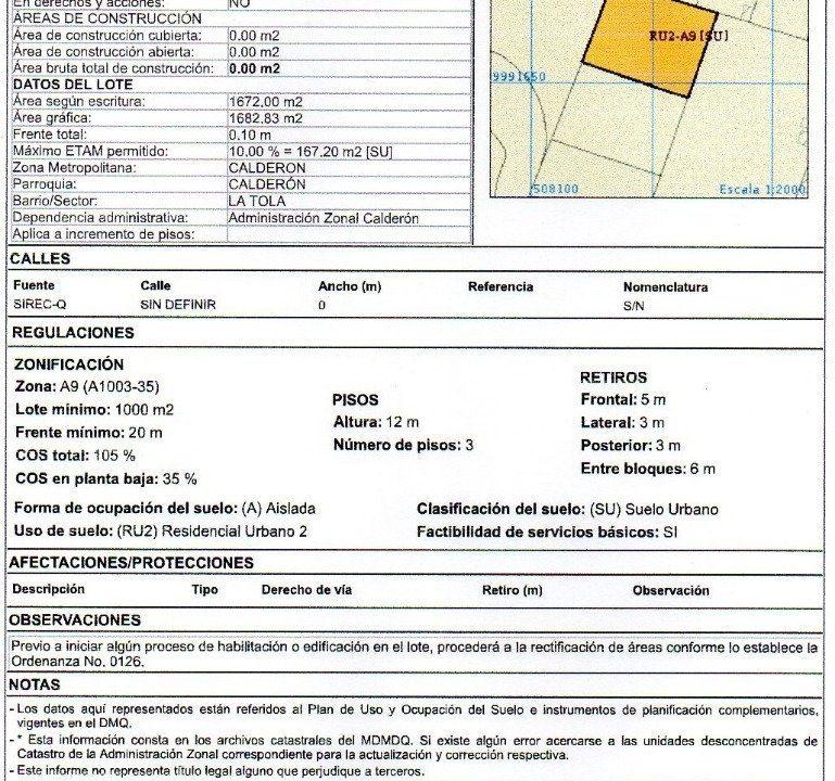 Irm 8.321 m2 Calderon 3