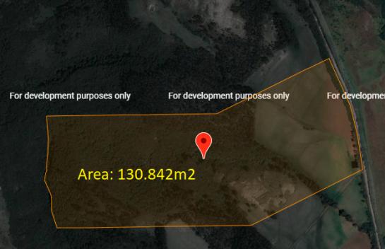 Terreno en Venta Inga 130.842 m2 sector Pifo, E-35 Panamericana