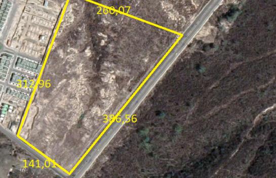 Terreno en venta en Manta Los Senderos, 40.000 m2. entrada programa habitacional sí mi casa