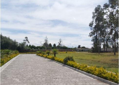 Terreno de Venta en Puembo, 773 m2, Vía Arrayanes Urb. Privada