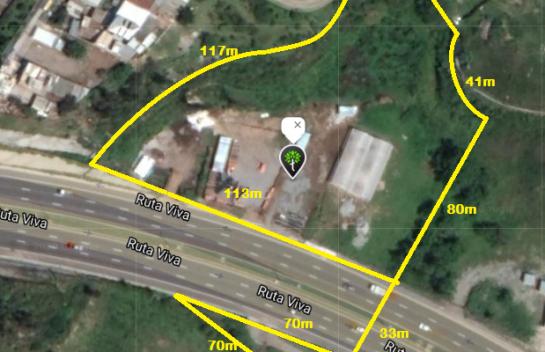 Terreno de venta en Cumbaya 9.000m2, Ruta Viva, Equipamiento