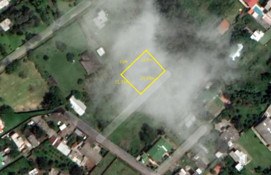Terreno de Venta en Tumbaco 681m2, El Carrizal