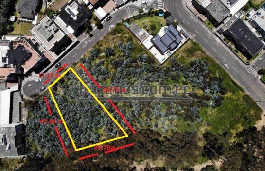 Terreno de Venta sector El Bosque 1.240 m2 Av. del Parque