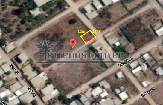 TERRENO EN VENTA Vía Manta – Montecrisi 240 m2 Lotización Tohali, sector Leonidas Proaño
