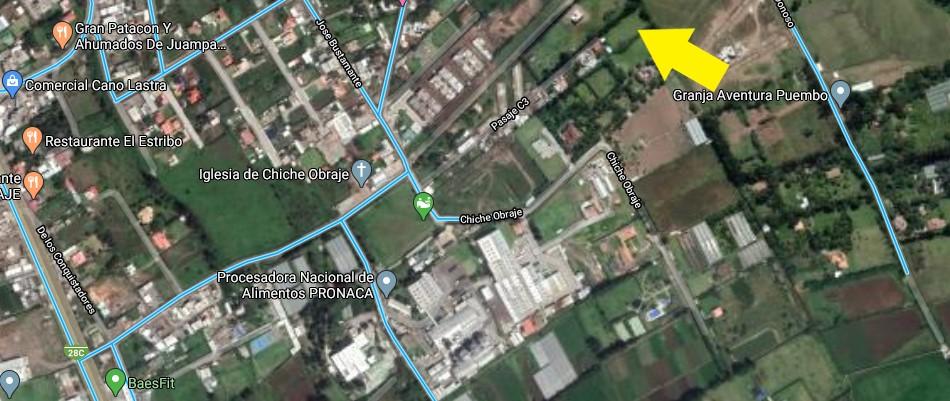 Mapa cerca Pronaca