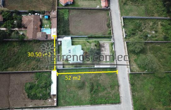 Terreno en venta en Puembo 1.586 m2, Urbanización del los Ingenieros Químicos, recta a Arrayanes.