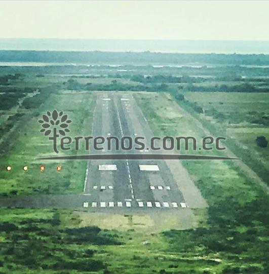 Ayampe, aeropuerto manglaralto esta de distancia 15 minutos
