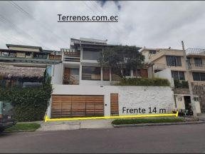 Terreno en Venta, Portugal y Eloy Alfaro 300 m2, sector Iglesia de Fátima.