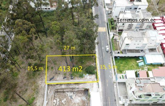 Terreno en Venta en Ponceano  420 m2, Sector Marisol, ideal para proyecto inmobiliario
