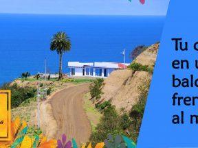 Venta de lote, 511 m2 Urbanización Monkey Beach, Canoa, Ruta del Spondylus  Copia