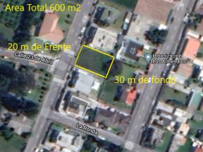Terreno de venta en Cumbaya 600 m2 urbanización Los Almendros, Lumbisí