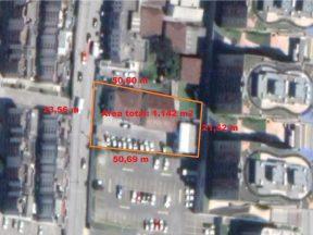 TERRENO EN VENTA 1.142 m2  JUNTO A LA UDLA SECTOR GRANADOS
