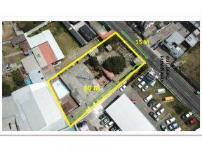 Terreno en venta Los Chillos 1.120 M2, Aut. General Rumiñahui, sector Ambacar de San Rafael