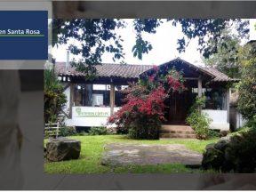 Venta de Hacienda en Santa Rosa, en San José de Minas