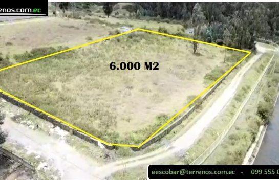 Terreno de venta en la Armenia, 6.000 m2, Charles Darwin