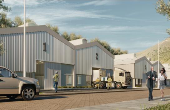Venta de lote 600 m2 Parque industrial Calacalí, alto impacto (I3)