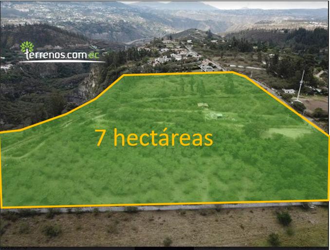 7 hectareas tumbaco