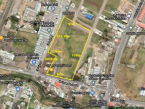 Terreno de venta en Cayambe 13.950 m2, barrio Napoles, sector industrial y comercial