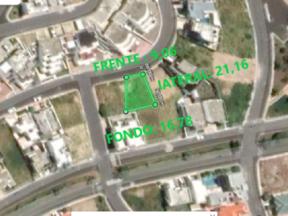 Terreno de venta en urbanización Altos de Manta Beach 258, 88 M2, Ruta del Spondylus