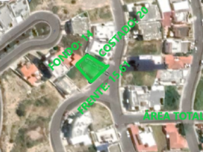 Terreno de venta en urbanización Altos de Manta Beach 266,03 M2, Ruta del Spondylus