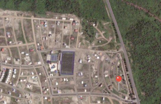 Terreno de venta en la Ruta del Spondylus 203,18 M2 en la urbanización San José