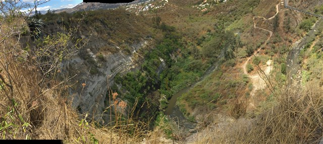 09 Vista del acantilado
