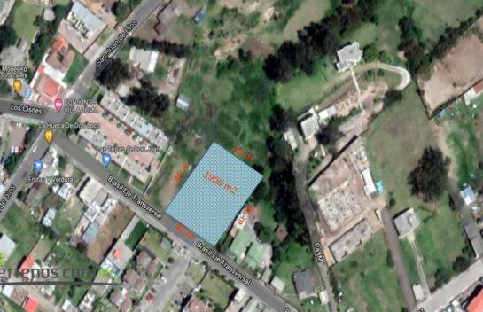Terreno en Venta, Los Chillos 1.906 m2, Alangasi, San Carlos, Illalo, Mirasierra Alto