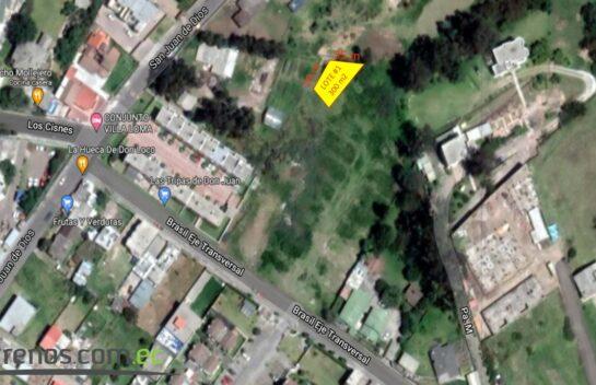 Terreno en Venta, Los Chillos 300 m2, Alangasi, San Carlos, Illalo, Mirasierra Alto