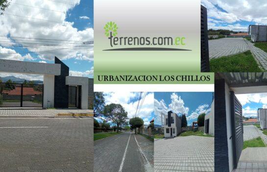 Terreno de Venta, dentro del Club Los Chillos 175m2