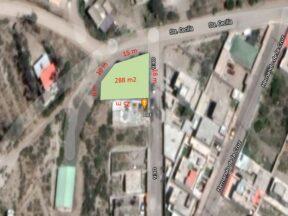 Terreno de  venta en Mitad del Mundo 288 m2, San Antonio de Pichincha