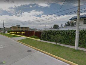 Terreno de venta en San Fafael 2.750 m2 calle Río Amazonas nuevo eje vial